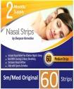 Nasenpflaster mittel x60 | Sleepeze Remedies® Nasenstrips stoppen das Schnarchen und helfen Ihnen direkt durch die Nase…